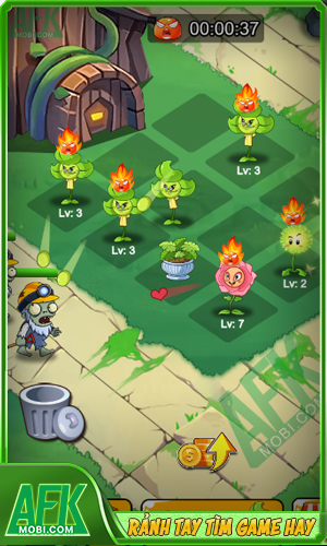Cây Diệt Zombie H5
