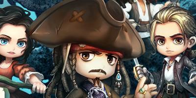 Hải Tặc Tốc Chiến – Game mobile lấy chủ đề cướp biển vùng Caribbean về Việt Nam