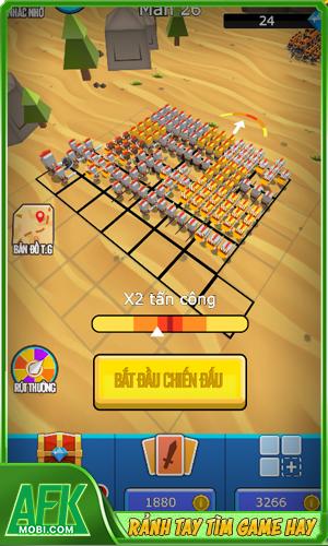 Quốc Chiến 3D H5