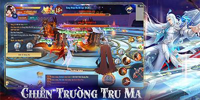 Game nhập vai hóa thánh Thần Vương Nhất Thế – VTC Mobile về Việt Nam