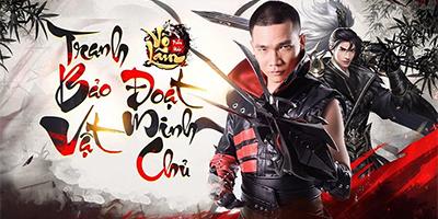Lão đại Wowy hóa thân thành Tà phái trong game Võ Lâm Trấn Bảo Gamota