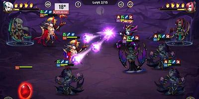Cảm nhận Summoners Era: Kỷ Nguyên Triệu Hồi - Tựa game idle đấu tướng rất đáng chơi!
