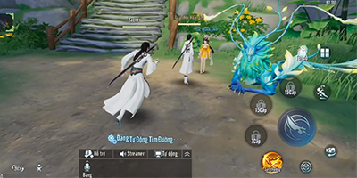 Linh Giới 3D Mobile khiến người chơi phải trầm trồ vì quá đẹp!!!