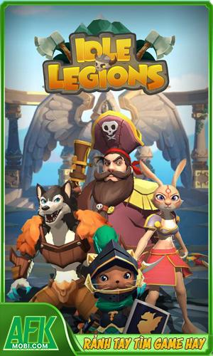 Idle Legions