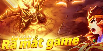 Bá Đạo Tam Quốc Mobile ấn định ngày ra game