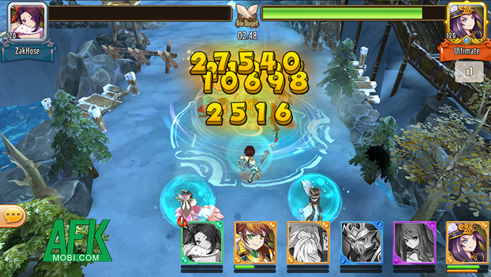 Bach Chien 3Q Mobile