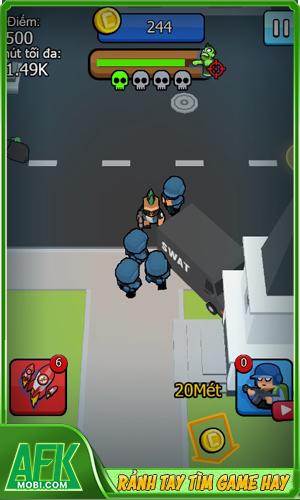 Đặc Nhiệm Diệt Zombie H5