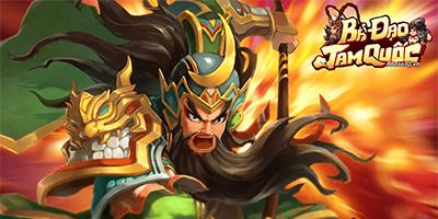 Tặng 999 giftcode game Bá Đạo Tam Quốc Mobile