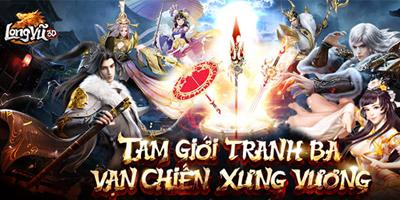 Game mới Long Vũ 3D Mobile sắp được Funtap phát hành tại Việt Nam