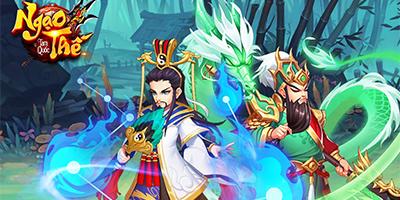 Ngạo Thế Tam Quốc Mobile – Game đỉnh cao chiến thuật đấu tướng về Việt Nam