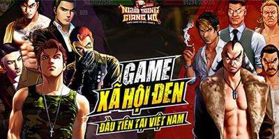 Game lấy chủ đề đối kháng đường phố Người Trong Giang Hồ Mobile cập bến làng game Việt