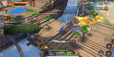 Trải nghiệm Vương Thần Mobile: Bối cảnh là điểm nhấn lối chơi chưa có nhiều đột phá!
