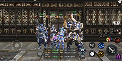 Tứ Hoàng Mobile chính là của hiếm của làng game Việt ở thời điểm hiện tại