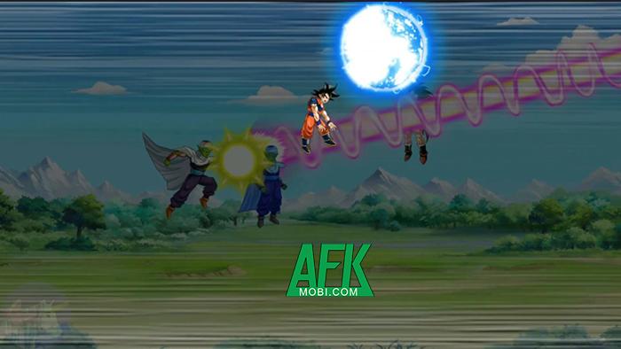 Dragon Ball: Saiyans United