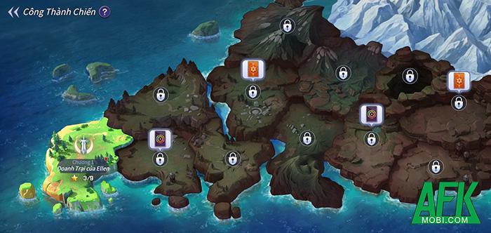 Hòa mình vào các trận đấu PvP chiến thuật đỉnh cao trong Summoners War: Lost Centuria 6