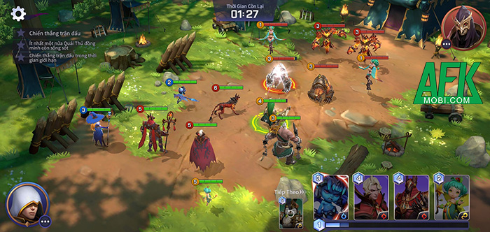 Hòa mình vào các trận đấu PvP chiến thuật đỉnh cao trong Summoners War: Lost Centuria 0