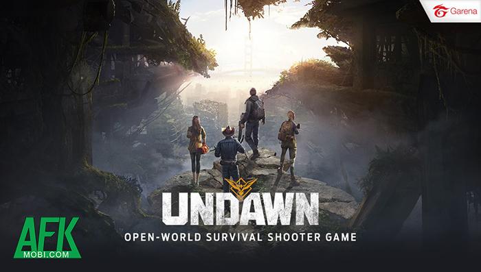 Game hành động sinh tồn Garena Undawn ra mắt game thủ Đông Nam Á 0