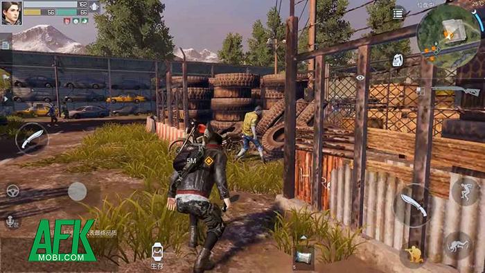 Game hành động sinh tồn Garena Undawn ra mắt game thủ Đông Nam Á 4