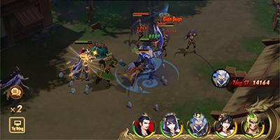 Cảm nhận Tân OMG3Q VNG: Xứng danh game thẻ tướng Tam Quốc xuất sắc nhất 2021
