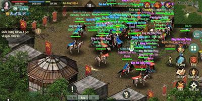 Cảm nhận Võ Lâm Truyền Kỳ 1 Mobile ngày Open Beta: Đông không tưởng!