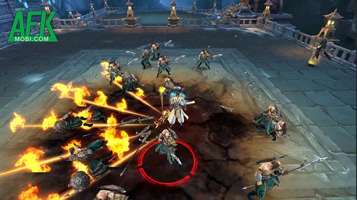 Đánh giá Long Vũ 3D Funtap: Lối chơi nhập vai PK thế lực Tiên Ma đầy máu lửa 3