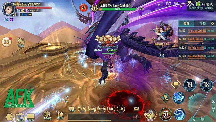Đánh giá Long Vũ 3D Funtap: Lối chơi nhập vai PK thế lực Tiên Ma đầy máu lửa 5