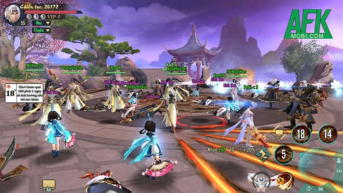 Đánh giá Long Vũ 3D Funtap: Lối chơi nhập vai PK thế lực Tiên Ma đầy máu lửa 0