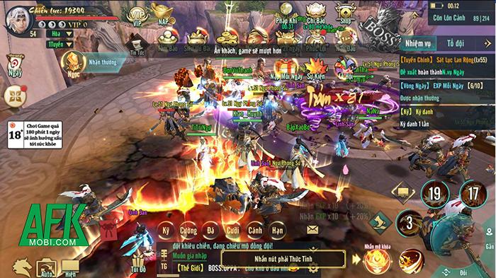 Đánh giá Long Vũ 3D Funtap: Lối chơi nhập vai PK thế lực Tiên Ma đầy máu lửa 2