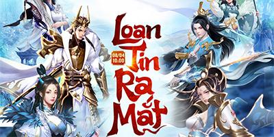 Tặng 99 giftcode game Long Vũ 3D Funtap