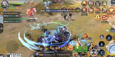 Trải nghiệm Tân Giang Hồ Truyền Kỳ: MMORPG đông vui và nhộn nhịp đến không tưởng