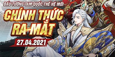 Game đỉnh Tân OMG3Q VNG ấn định ngày ra mắt