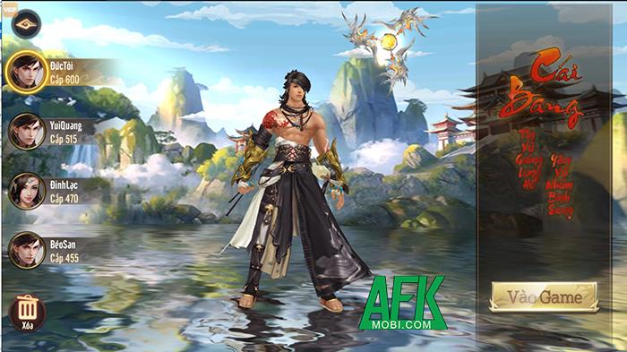 VGP sắp ra mắt game nhập vai mới Thiên Long Kỳ Hiệp Mobile tại Việt Nam 1