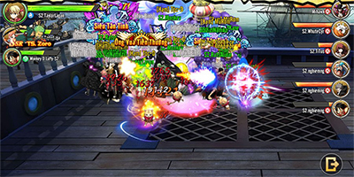 Cảm nhận Thời Đại Hải Tặc GOSU: Game One Piece có chất chơi mới lạ nhưng hình ảnh thì chưa mượt