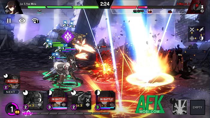 Counter:Side là sự kết hợp hoàn hảo của lối chơi, hình ảnh và âm nhạc để tạo nên một bom tấn đáng mong đợi! 0