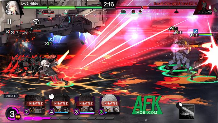 Counter:Side là sự kết hợp hoàn hảo của lối chơi, hình ảnh và âm nhạc để tạo nên một bom tấn đáng mong đợi! 5