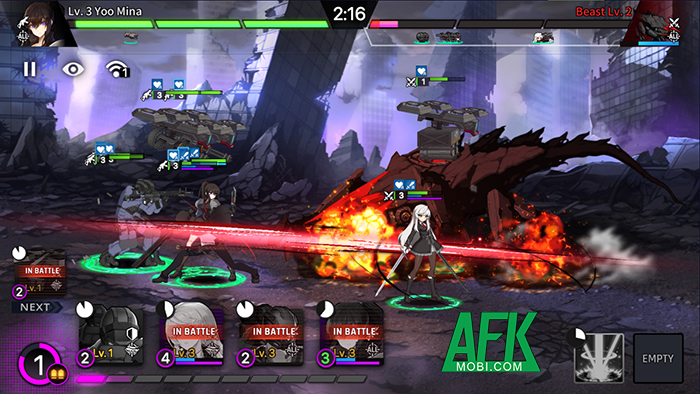 Counter:Side là sự kết hợp hoàn hảo của lối chơi, hình ảnh và âm nhạc để tạo nên một bom tấn đáng mong đợi! 9