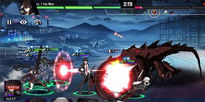 Counter: Side xứng đáng là một trong các tựa game mobile phong cách anime đáng chơi nhất năm 2021
