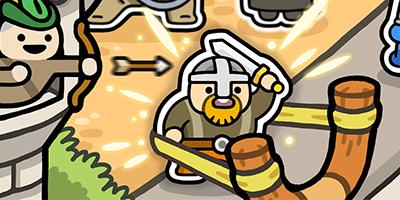 Smash Kingdom: Game thẻ tướng chiến thuật phong cách bắn ná cực vui nhộn