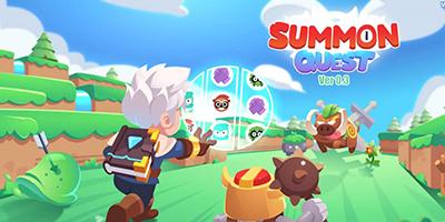 Hóa thân thành triệu hồi sư trong tựa game hành động nhập vai Summon Quest