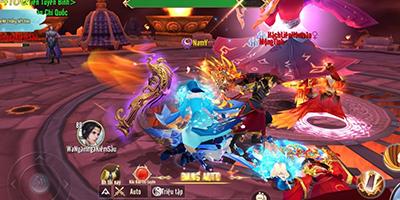 Thiên Long Kiếm 2 Gamota chiêu đãi game thủ bằng giftcode mới cực xịn