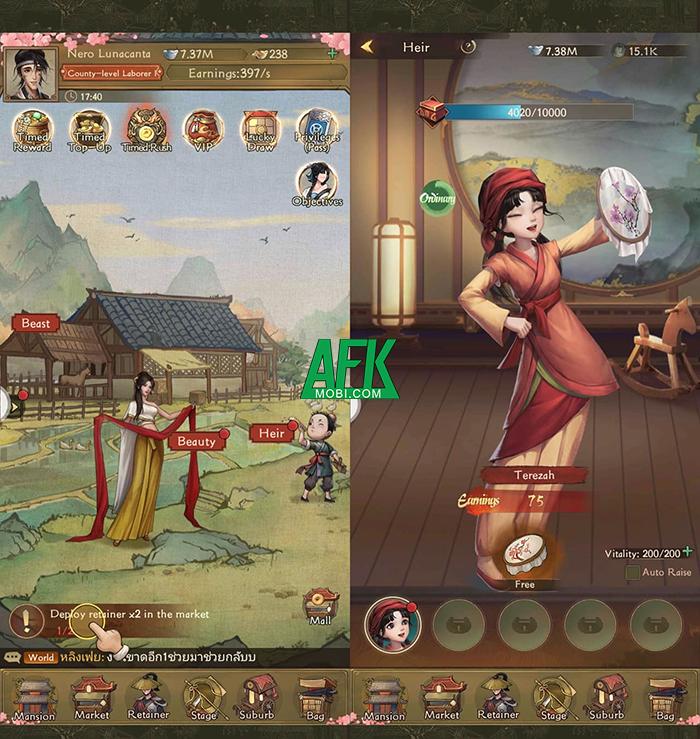 Trở thành thương gia kiệt xuất trong tựa game mô phỏng Ta Là Đại Chưởng Quỹ - Trading Legend 3