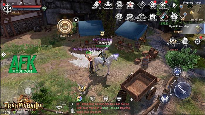 Cộng đồng game thủ Việt ra sức chờ đón Forsaken World: Thần Ma Đại Lục ra mắt 3