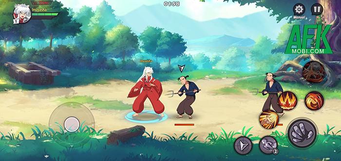 Khuyển Dạ Xoa Truyền Kỳ Mobile: Game nhập vai hành động IP InuYasha về Việt Nam 2