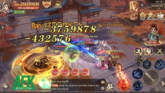 trải nghiệm game Phong Khởi Trường An Funtap Afkmobi_phong_khoi_truong_an_funtap_anh_dep_1