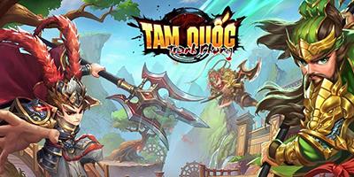 (VI) Tam Quốc Tranh Phong – Game 3Q đấu tướng do người Việt phát triển công bố ngày ra mắt