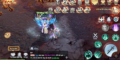 Fan game nhập vai tiên hiệp thích thú trải nghiệm Tru Tiên: Thanh Vân Chí Mobile