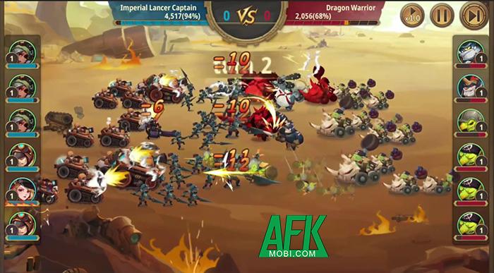Giant Monster War