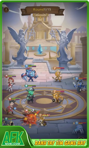 Inifinity Arena