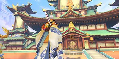 Cảm nhận Tuyệt Kiếm Cổ Phong: Đồ họa đã đẹp gameplay lại càng đỉnh!