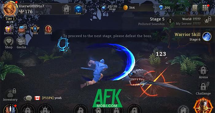 Dark Fantasy: Game idle hành động đồ họa 3D cực hấp dẫn cho game thủ 1